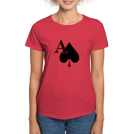 Spade Women's Dark T-Shirt