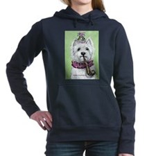 Birthday Westie Women's Hooded Sweatshirt