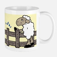 Im Too Tired - Sheep Mug Mugs