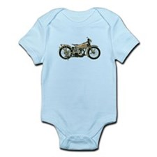 1926 Motorcycle Infant Bodysuit