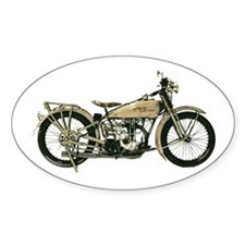 1926 Motorcycle Decal