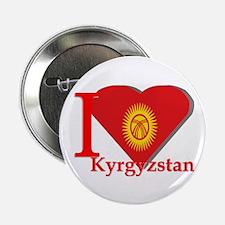 I love Kyrgyzstan Button