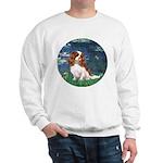 Lily Pond (#5) / Cavalier Sweatshirt