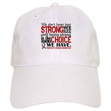 Parkinsons How Strong We Are Baseball Cap