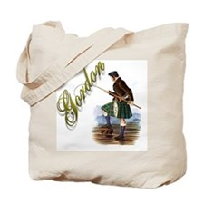 Cute Clan gordon Tote Bag