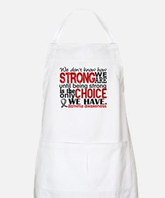 Asthma How Strong We Are Apron