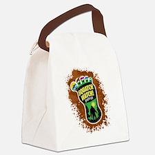 Bigfoot Canvas Lunch Bag