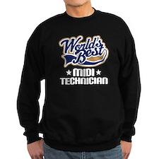 MIDI tech Sweatshirt