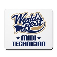 MIDI tech Mousepad
