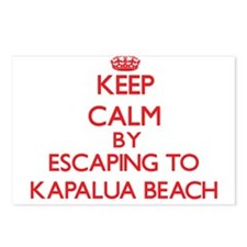 Keep calm by escaping to Kapalua Beach Hawaii Post