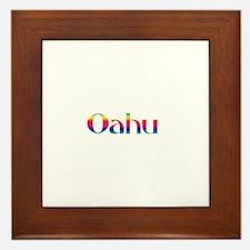 Oahu Framed Tile