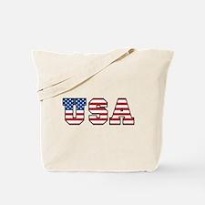 USA [stars&stripes] Tote Bag