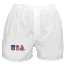 USA [stars&stripes] Boxer Shorts
