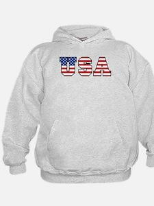 USA [stars&stripes] Hoodie