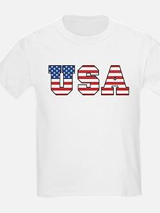 USA [stars&stripes] T-Shirt