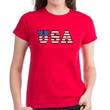 USA [stars&stripes] Tee