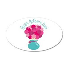 Happy Mother's Day! Wall Decal