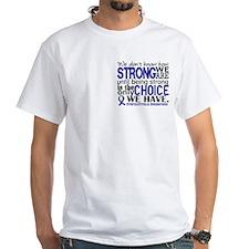 Syringomyelia how Strong We Are Shirt
