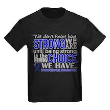 Syringomyelia how Strong We Are T