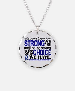 Syringomyelia how Strong We Necklace