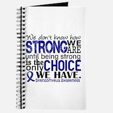 Syringomyelia how Strong We Are Journal
