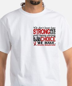 Stroke How Strong We Are Shirt