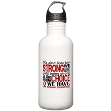 Stroke How Strong We A Water Bottle