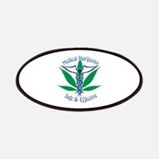 Medical Marijuana Safe & Effective Patches