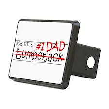 Job Dad Lumberjack Hitch Cover