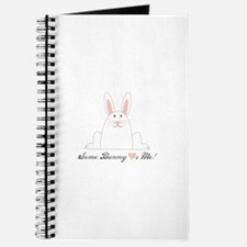 Some Bunny Loves Me! Journal