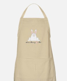 Some Bunny Loves Me! Apron