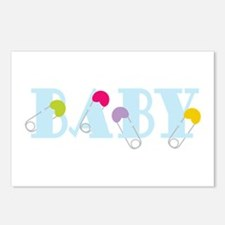 Baby Postcards (Package of 8)