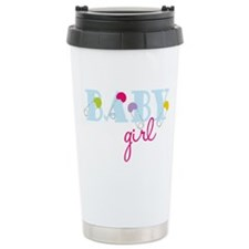 Baby Girl Travel Mug