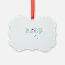 Baby Boy Ornament