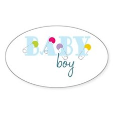 Baby Boy Decal
