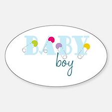 Baby Boy Decal