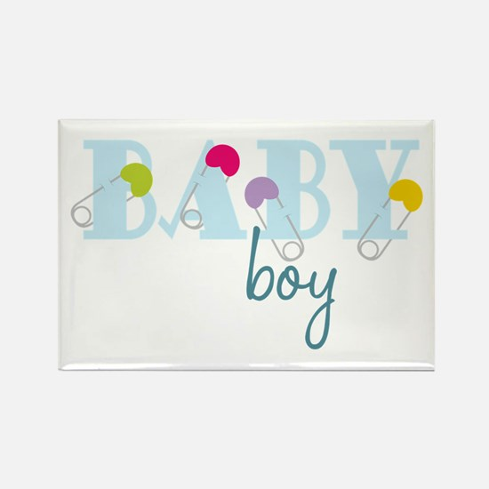 Baby Boy Magnets
