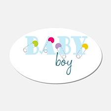 Baby Boy Wall Decal