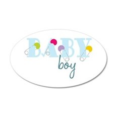 Baby Boy Wall Decal