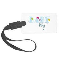 Baby Boy Luggage Tag