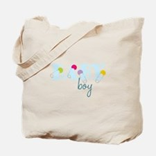 Baby Boy Tote Bag