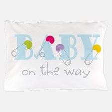 Baby On The Way Pillow Case