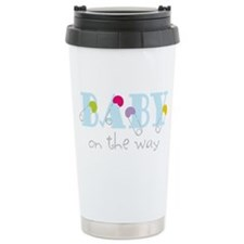 Baby On The Way Travel Mug