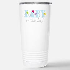 Baby On The Way Travel Mug