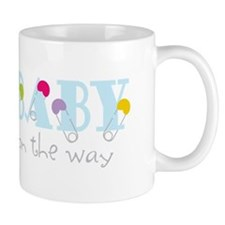 Baby On The Way Mugs