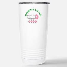 Daddys Little Girl Travel Mug