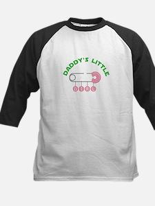 Daddys Little Girl Baseball Jersey