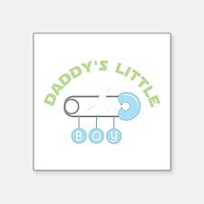 Daddys Little Boy Sticker