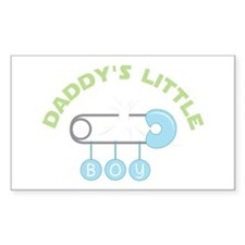 Daddys Little Boy Decal