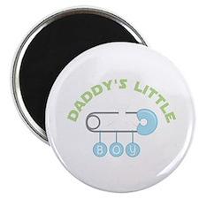 Daddys Little Boy Magnets